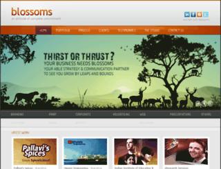 studioblossoms.com screenshot