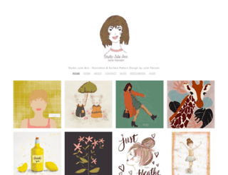 studiojulieann.com screenshot