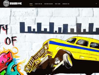 studiok.co.in screenshot