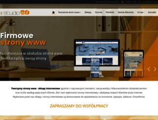 studiomf.com.pl screenshot