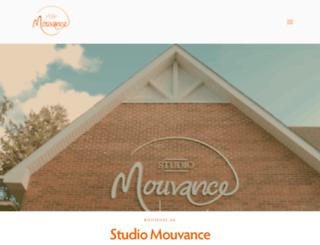 studiomouvance.com screenshot