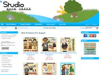 studiorockcreek.com screenshot