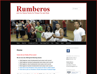studiorumberos.com screenshot
