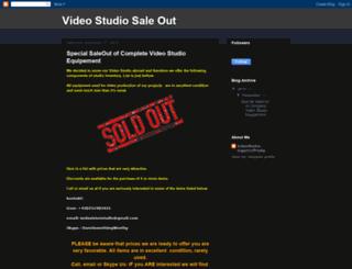 studiovyprodej.blogspot.com screenshot