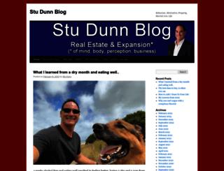 studunnsdl.wordpress.com screenshot
