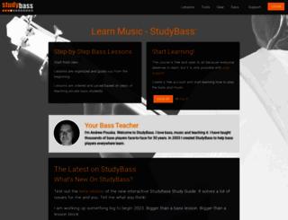 studybass.com screenshot