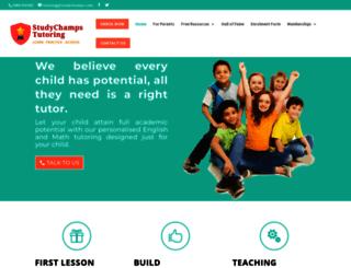 studychamps.com screenshot