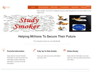 studysmoker.com screenshot