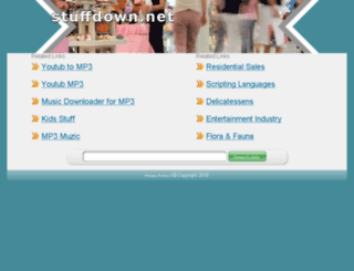 stuffdown.net screenshot
