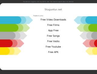 stuguntur.net screenshot
