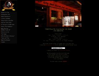 stumptown.com screenshot