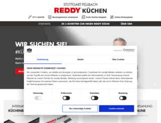 Access stuttgart-fellbach.reddy.de. REDDY Küchen Stuttgart-Fellbach ...