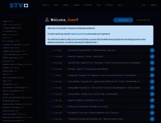stvplus.com screenshot