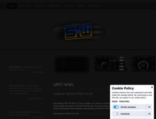 stw-audio.com screenshot