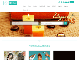 stycue.com screenshot