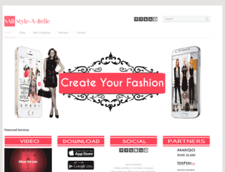 styleabelle.com screenshot