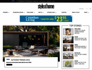 styleathome.com screenshot