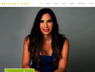 styleauteur.com screenshot