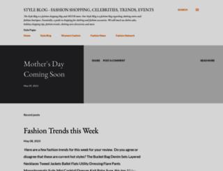 styleblog.org screenshot