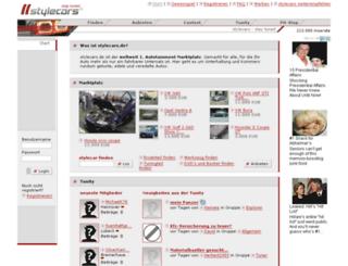 stylecars.de screenshot