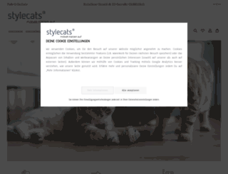 stylecats.de screenshot