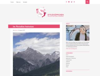 stylehaeppchen.ch screenshot