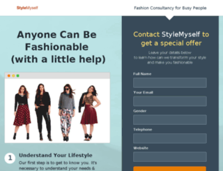 stylemyself.net screenshot