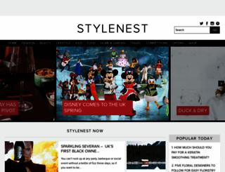 stylenest.co.uk screenshot