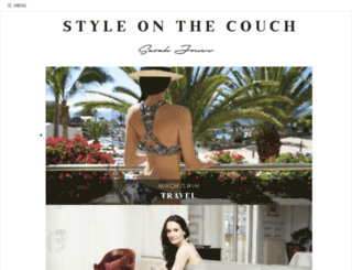 styleonthecouch.com screenshot