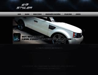 styler.com.br screenshot