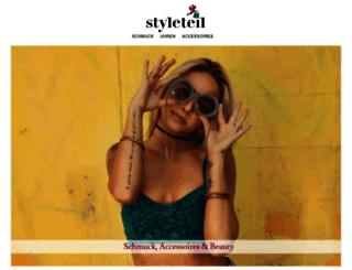 styleteil.de screenshot