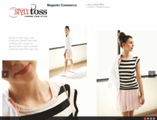 styletoss.com screenshot