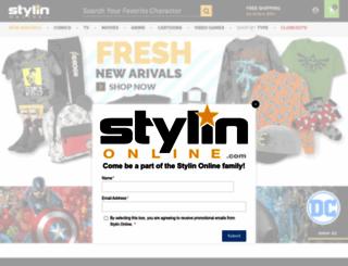 stylinonline.com screenshot