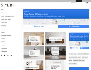 stylinrooms.de screenshot