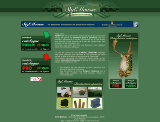 stylmousse.com screenshot