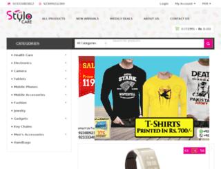 stylocare.com screenshot