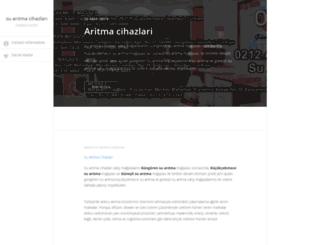 su-aritma-cihazlari.pressdoc.com screenshot