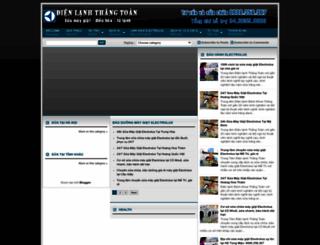 sua-electrolux.blogspot.com screenshot