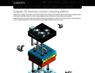 subgraph.com screenshot