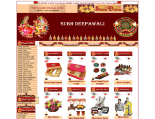 subhdiwali.com screenshot
