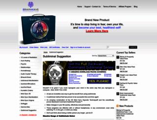 subliminalsuggestion.net screenshot