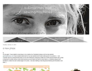 submarinesandsewingmachines.blogspot.nl screenshot