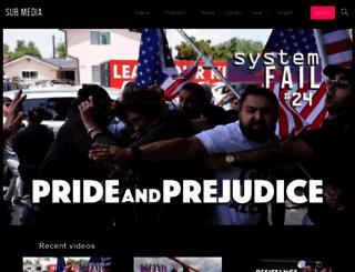 submedia.tv screenshot
