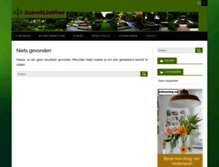 submitlinkfree.co.uk screenshot