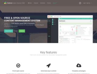 subrion.com screenshot