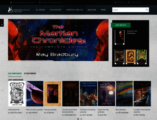 subterraneanpress.com screenshot