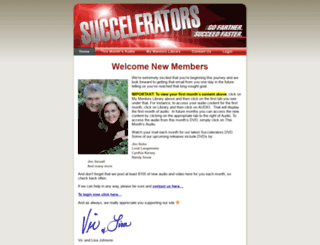 succelerators.com screenshot