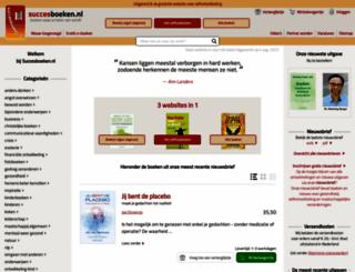 succesboeken.nl screenshot