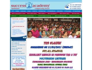 successacademy.org.in screenshot