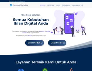successful-marketing.com screenshot